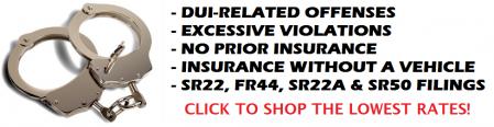 Cheap Florida SR22 Insurance